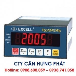 Đầu cân Excell EX2005 - Cân điện tử Hưng Phát