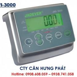 Đầu cân điện tử Jadever JWI-3000 - Cân điện tử Hưng Phát