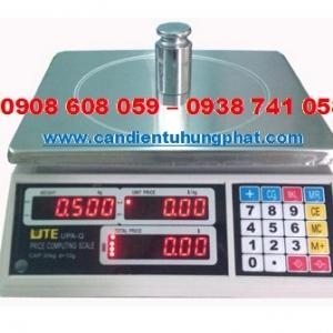 Cân tính tiền UTE UPA-Q 30kg - Cân điện tử Hưng Phát