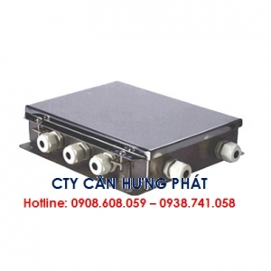 Hộp cộng tín hiệu loadcell  - Cân điện tử Hưng Phát