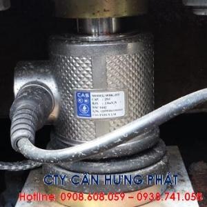 Loadcell cân ô tô CAS WBK-30TL 30 tấn - Cân điện tử Hưng Phát