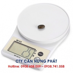 Cân điện tử WH-B10 (2kgx0.1g) - Cân điện tử Hưng Phát