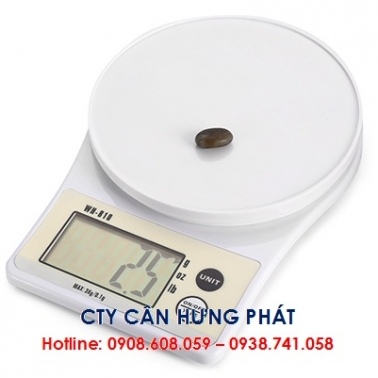 Cân điện tử WH-B10 (3kgx0.1g) - Cân điện tử Hưng Phát