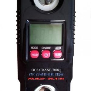 Cân treo điện tử OCS 300kg - Cân Hưng Phát