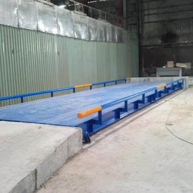 Thanh lý mua bán trạm cân ô tô 40 tấn - Cân điện tử Hưng Phát